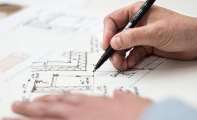 Plan pour Extension de Maison